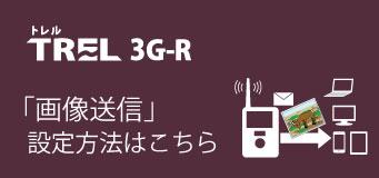 TREL(トレル) 3G-R 日本語モデル3Gネットワークカメラ